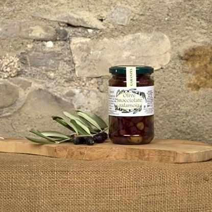 Immagine di Olive Taggiasche Snocciolate in Salamoia