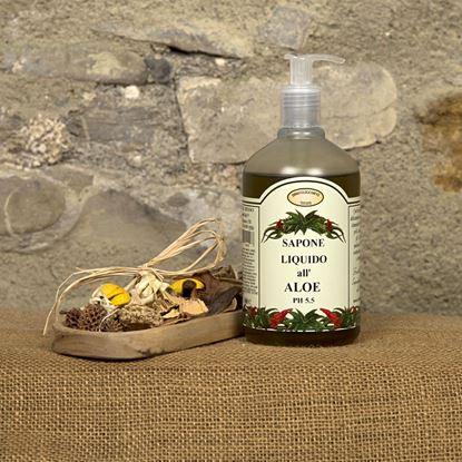Picture of Sapone Liquido all'Aloe