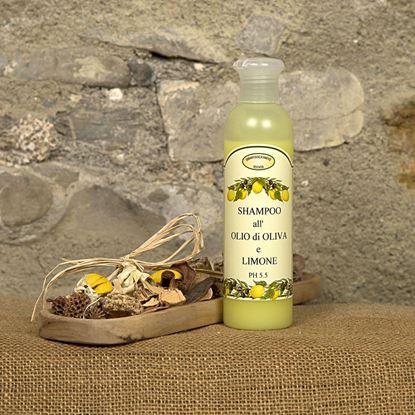 Picture of Shampoo all'Olio di Oliva e Limone