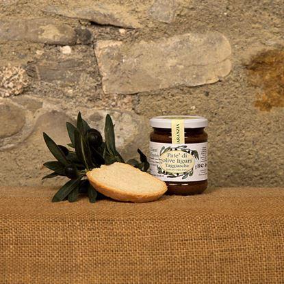 Picture of Patè di Olive Liguri Taggiasche